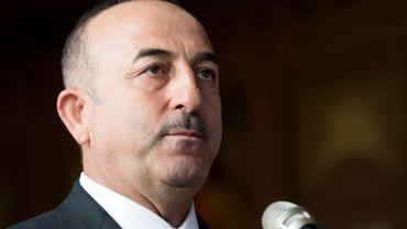 Le ministre turc des Affaires étrangères, Mevlut Cavusoglu, déconseille à ses ressortissants de voyager aux Etats-Unis.