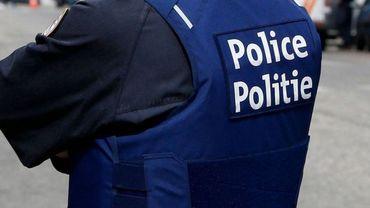 Un policier a fait feu sur l'automobiliste (Illustration).