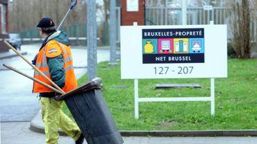 Depuis 10 ans, le montant des fonds publics alloués à l'Agence Bruxelles Propreté a considérablement augmenté.