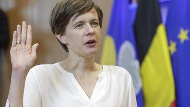 Cieltje Van Acheter (N-VA) est favorite pour devenir la prochaine ministre flamande en charge de Bruxelles