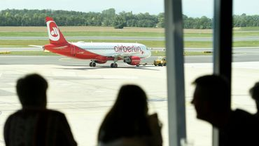 """Les entreprises prétendantes seraient """"sérieuses sur le plan financier et suffisamment grosses en terme de volume pour offrir à Air Berlin un avenir sûr""""."""