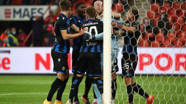 Pas de nouveaux tests positifs au Club de Bruges