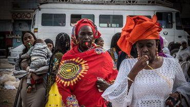 Certaines participantes ont prévu un sifflet, tels ceux donnés aux femmes pour signaler leur position quand elles sont en danger.