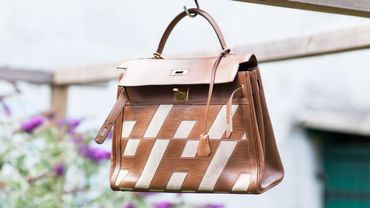 Les collectionneurs de la marque Hermès ont désormais leur salon.