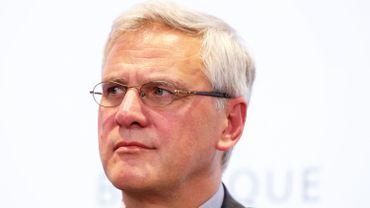 Kris Peeters (CD&V), ministre de l'Emploi et de l'Économie.