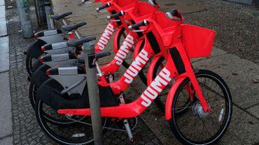 To Jump or not to Jump? Que sont devenus les vélos rouges à Bruxelles?