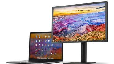 Écran 5K UltraFine compatible iPad Pro