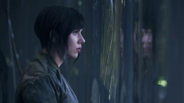 """Scarlett Johansson dans """"Ghost in the Shell"""""""
