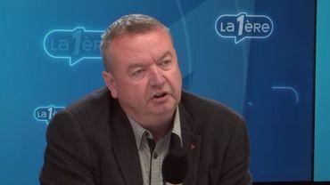"""Robert Vertenueil (FGTB): le mouvement des gilets jaunes """"complète notre combat"""""""