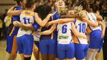 Eurocoupe: Les Castorettes qualifiées pour une finale historique contre Ann Wauters