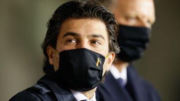 Mehdi Bayat, président de l'Union Belge. Bientôt au Comex de l'UEFA ?