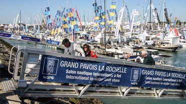 Le salon nautique du Grand pavois, à La Rochelle, attend 85.000 visiteurs jusqu'à lundi.
