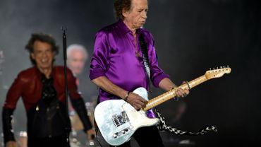 """Keith Richards: """"Tout ce qui compte pour les 60 ans des Stones, c'est d'être tous en vie"""""""