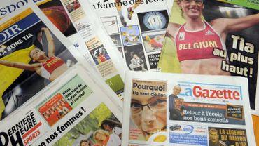 Les recettes publicitaires des médias sont en baisse, surtout pour la presse écrite