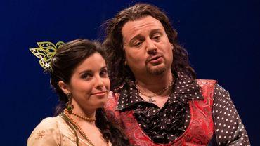 Le Barbier de Séville de Rossini avec Jodie Devos à l'Opéra Royal de Wallonie