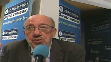 """Louis Michel: """"PS et cdH méprisent les électeurs du MR"""""""