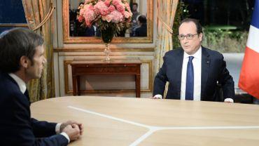 Hollande remanie son gouvernement avec Jean-Marc Ayrault et s'adresse aux Français