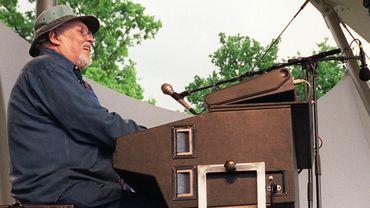 Eddy Louiss sur scène en 2002