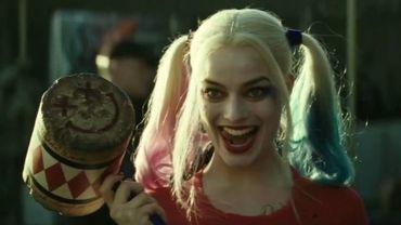 "Margot Robbie incarne Harley Quinn dans ""Suicide Squad""."