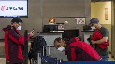 Les voyageurs chinois, moteur du tourisme mondial enrayé par le coronavirus.