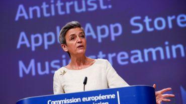 Musique en ligne: l'UE accuse Apple d'abus de position dominante (Commission)
