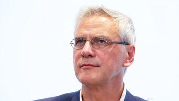 Kris Peeters, ministre de l'Économie et de l'Emploi