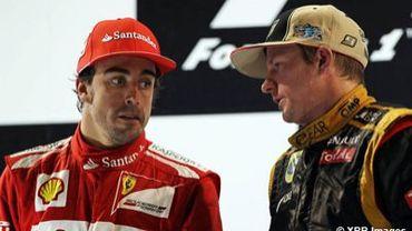 """Prost : """"Räikkönen - Alonso, c'est risqué"""""""
