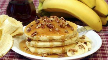 Recette: pancakes bananes avec 2 ingrédients