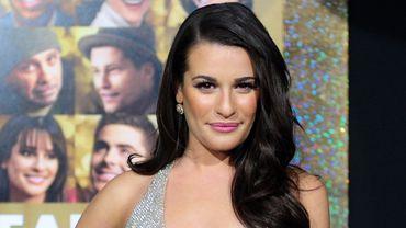 """Après """"Glee"""", qui s'arrêtera en mars, Lea Michele participera à """"Scream Queens"""", toujours pour la Fox"""