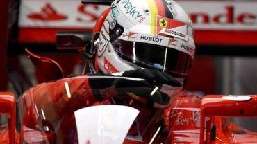 F1 - GP de Grande-Bretagne - Vettel va tester le Bouclier sur sa Ferrari à Silverstone