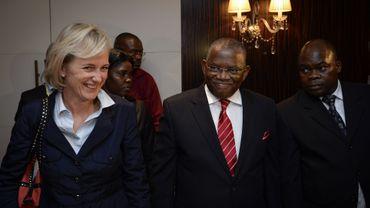 La princesse Astrid en mission économique en Afrique du Sud
