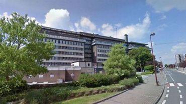 L'ancien hôpital civil de Charleroi