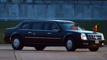 'The Beast', la voiture présidentielle
