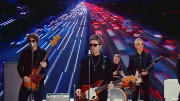 Noel Gallagher et les High Flying Birds