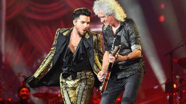 Une heure de concert inédit de Queen à voir ici!