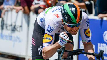 Tour de Burgos : Bennett empoche la 4e étape dans la confusion, Evenepoel reste en jaune