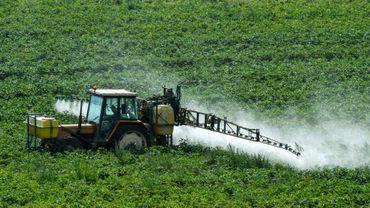 23 pesticides mesurés dans la cour de récréation d'une école en Hesbaye