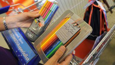 Les fournitures scolaires pèsent tous les ans sur le budget de la famille