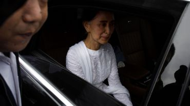 A l'instar d'un personnage de Corneille, San Suu Ky semble penser: : « J'ose dire pourtant que je n'ai mérité ni cet excès d'honneur, ni cette indignité. »