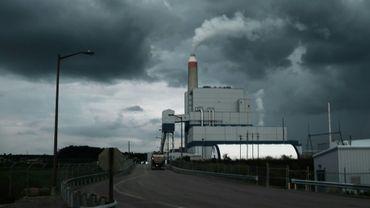 La centrale thermique au charbon de Longview à Maidsville (Virginie-Occidentale, Etats-Unis) le 21 août 2018