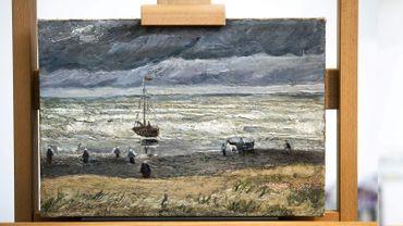 Deux œuvres de Van Gogh, volées il y a 16 ans, à nouveau exposées à Amsterdam