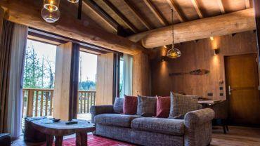 Les Maisons Natives: une des sortes de lodges où l'on peut séjourner à Pairi Daiza.