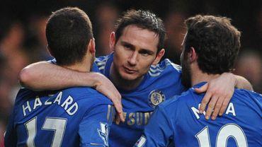 Frank Lampard: « On ne remplace pas Eden Hazard »