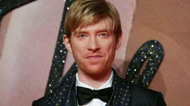 L'acteur Domhnall Gleeson, interprète du Général Hux dans le récent reboot de la saga Star Wars.