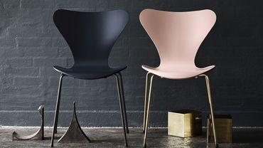 En 2015 sortiront deux nouveaux modèles de la célèbre chaise Série 7 de Republic of Fritz Hansen pour marquer les 60 ans de ce classique du design.