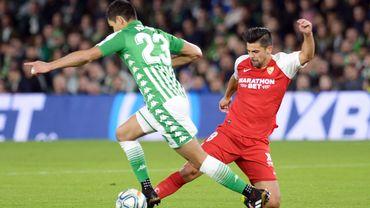 Le derby Betis-FC Séville première affiche de la Liga le 11 juin