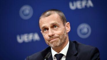 L'UEFA clarifie les propos de son président concernant les places européennes, notamment pour les clubs belges