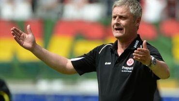 Armin Veh prolonge à l'Eintracht Francfort