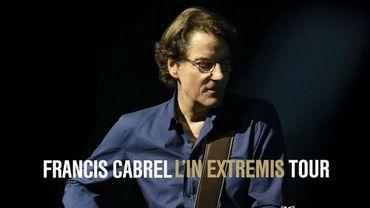 "Francis Cabrel, ""In Extremis Tour"""