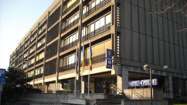 L'Hôtel de police de Liège